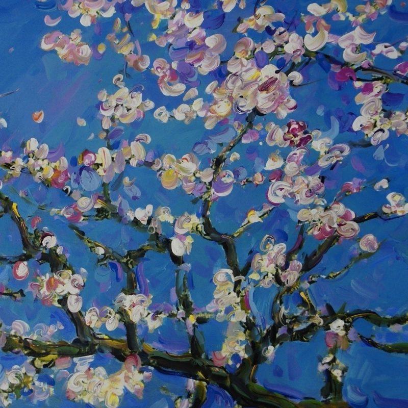 Van Gogh Wallpaper: 10 New Van Gogh Almond Blossoms Wallpaper FULL HD 1920