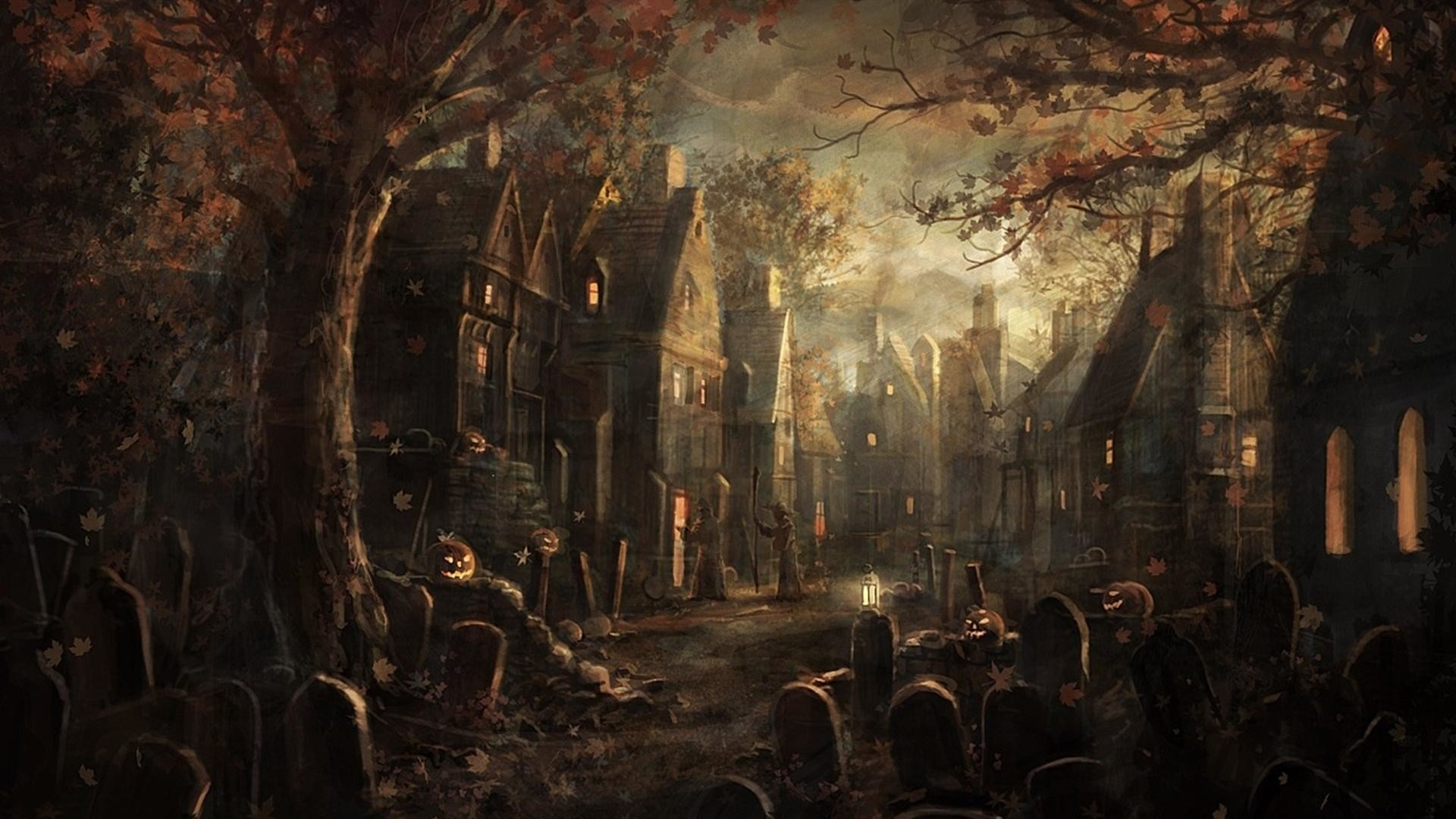 1920x1080 hd halloween wallpaper (66+ images)