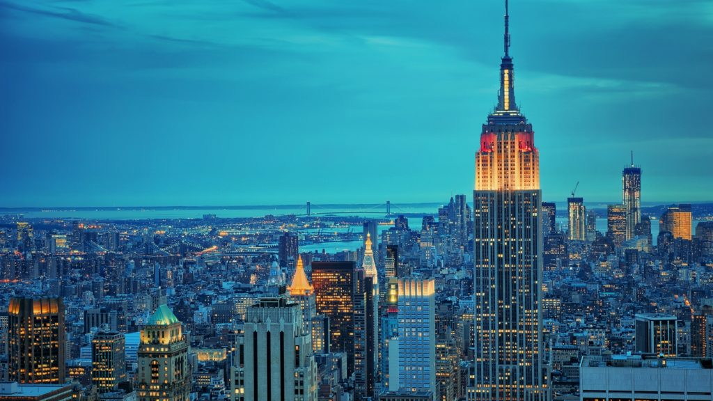10 New New York City Wallpaper 1920X1080 FULL HD 1920×1080 For PC Background 2018 free download 1920x1080 new york empire state bulding city night new york 1024x576