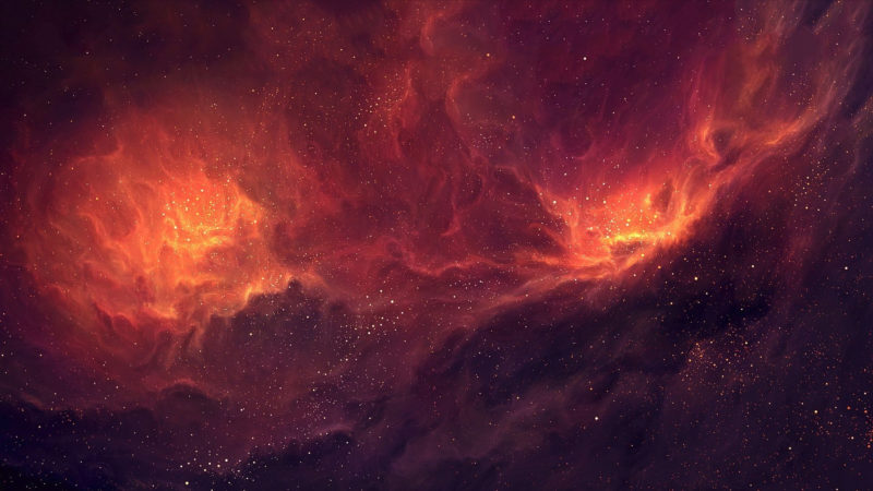 10 Most Popular Red Space Wallpaper 1920X1080 FULL HD 1920×1080 For PC Background 2018 free download 1920x1080 space stars nebula galaxies wallpaper galaxys nebula 800x450