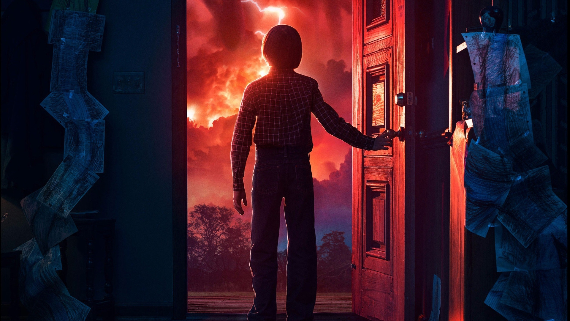 1920x1080 stranger things season 2 2017 laptop full hd 1080p hd 4k