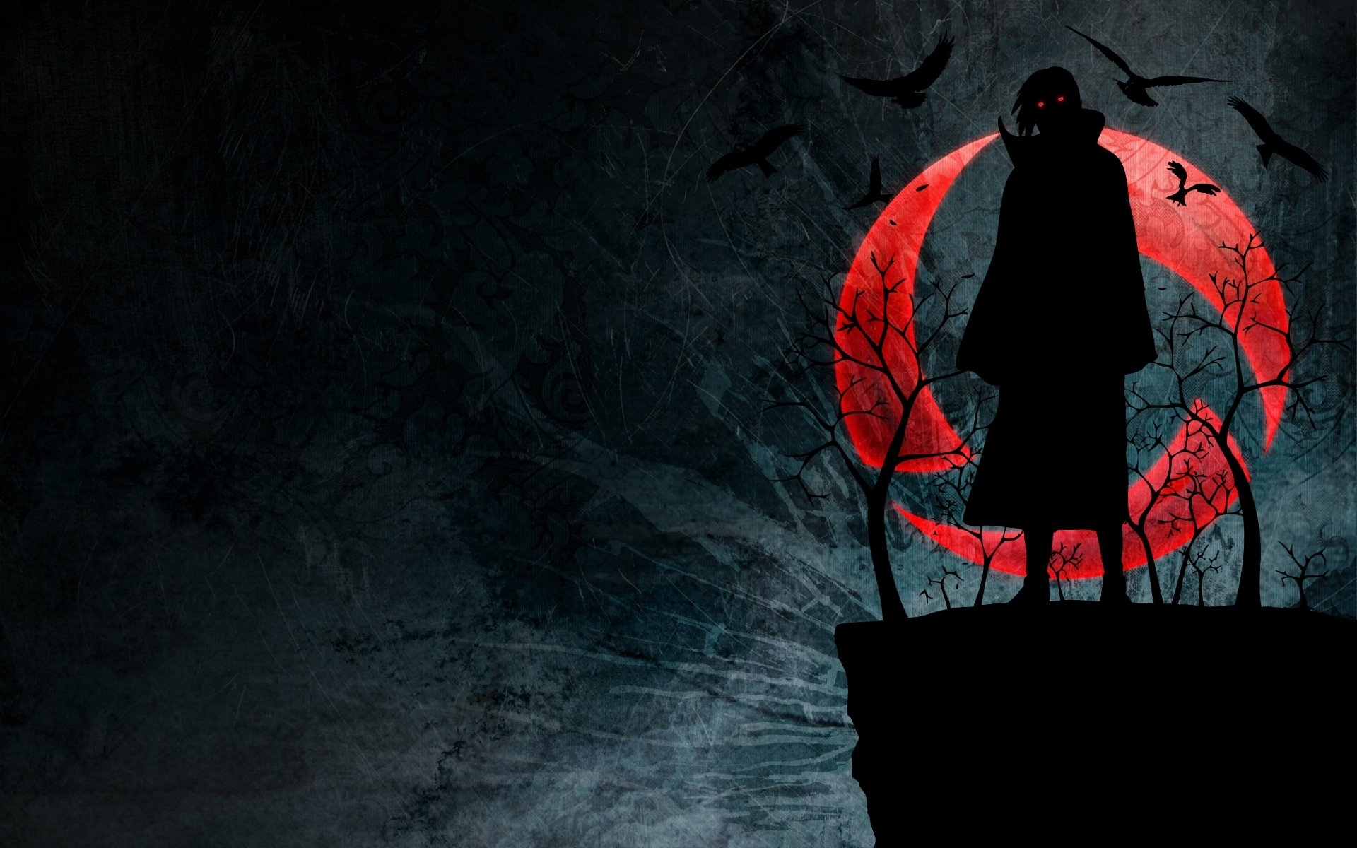 195 itachi uchiha hd wallpapers | background images - wallpaper abyss