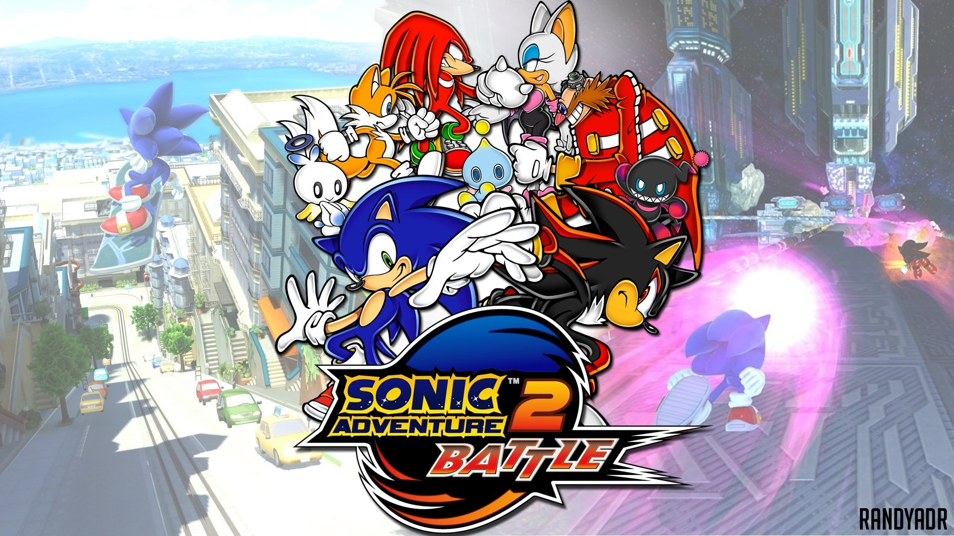 2 sonic adventure 2 battle hd wallpapers | background images