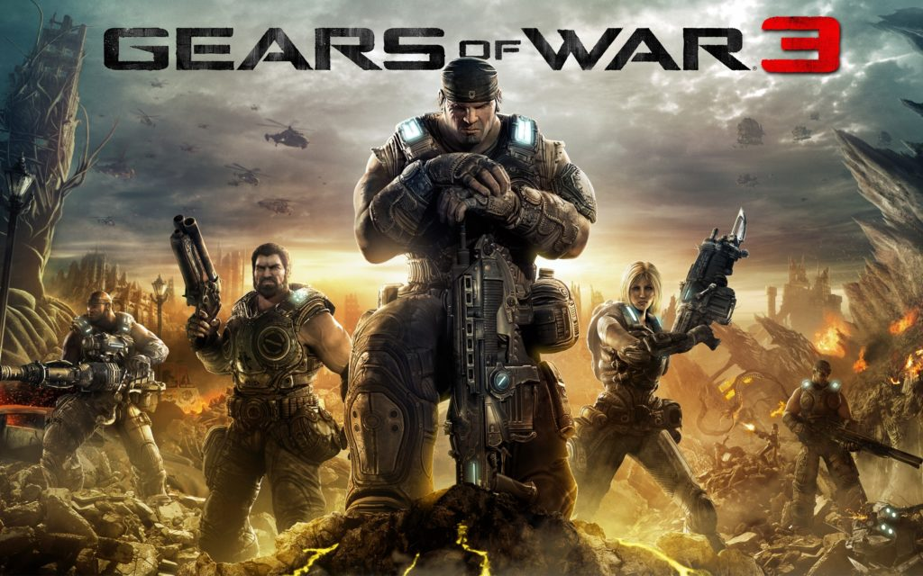 10 Most Popular Gears Of War 3 Wallpapers FULL HD 1080p For PC Desktop 2018 free download 2011 gears of war 3 wallpapers hd wallpapers id 9508 1024x640
