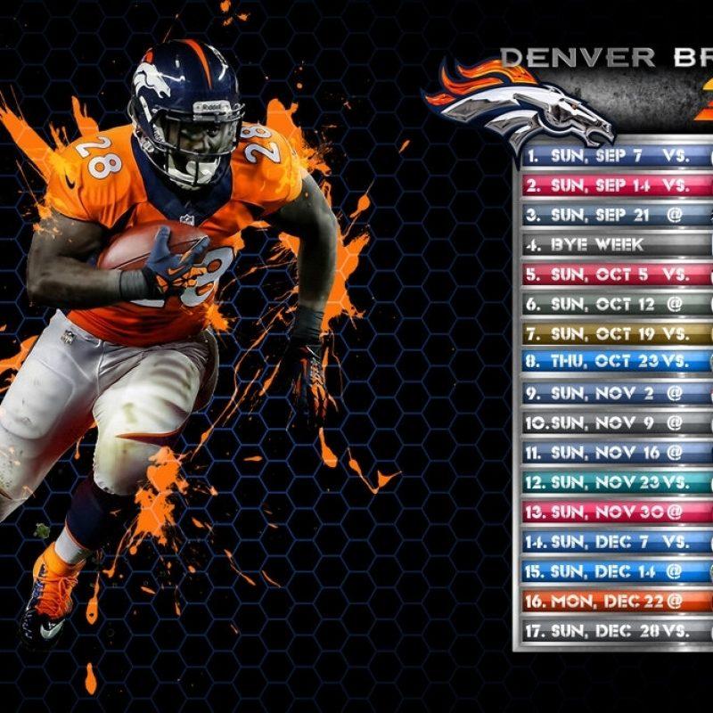 10 Best Denver Broncos Schedule Wallpaper FULL HD 1080p For PC Background 2018 free download 2014 denver broncos schedule wallpaperdenversportswalls on 800x800