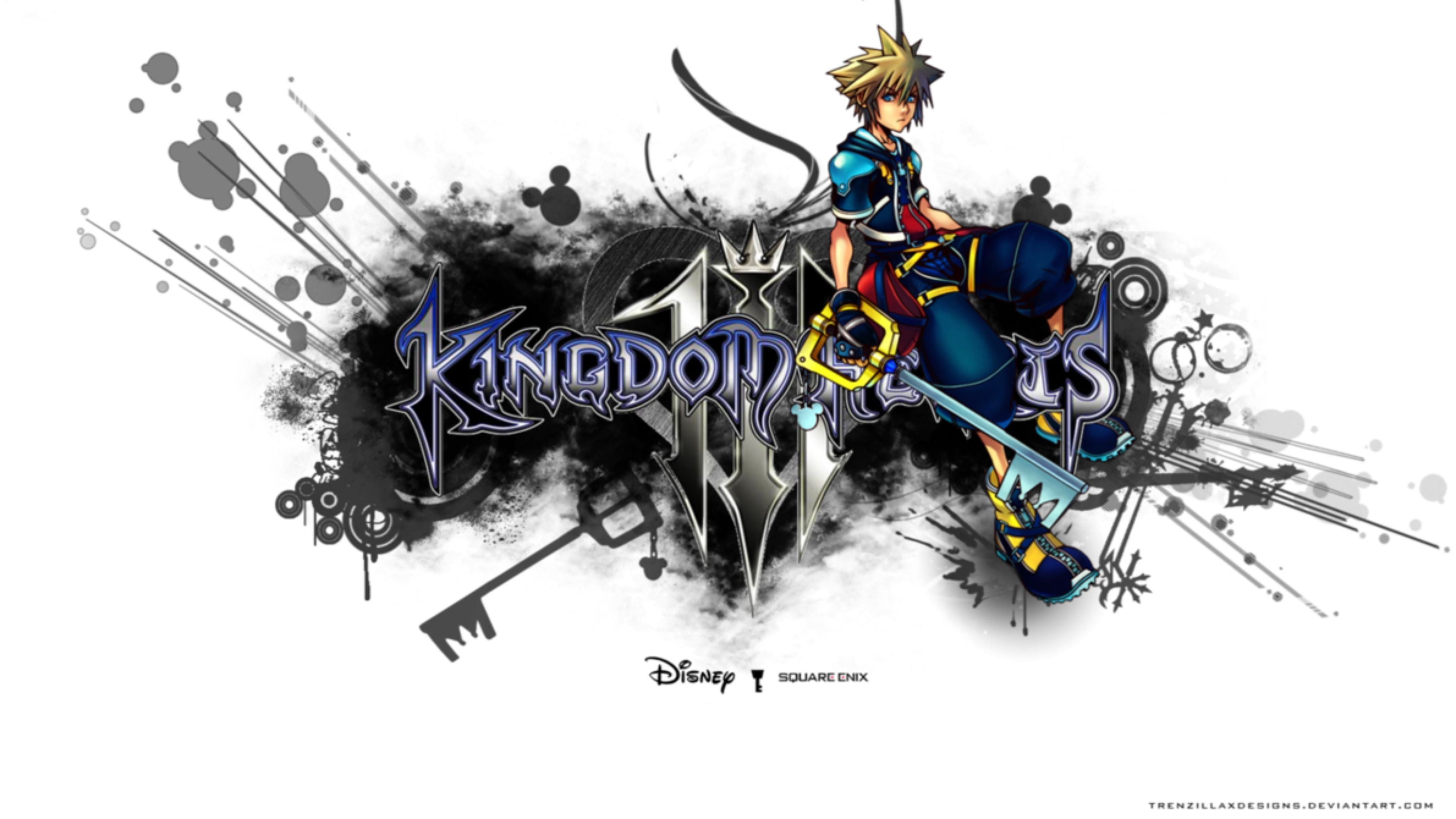 2016 launch kingdom hearts 3 4k wallpaper | free 4k wallpaper