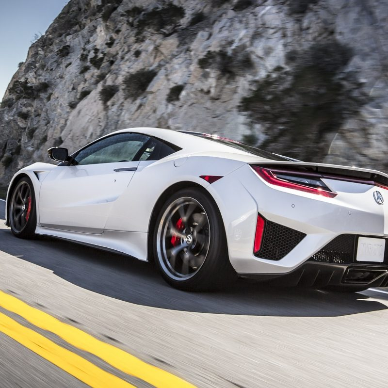 10 Most Popular 2017 Acura Nsx Wallpaper FULL HD 1920×1080 For PC Background 2018 free download 2017 acura nsx white rear hd wallpaper 2 800x800