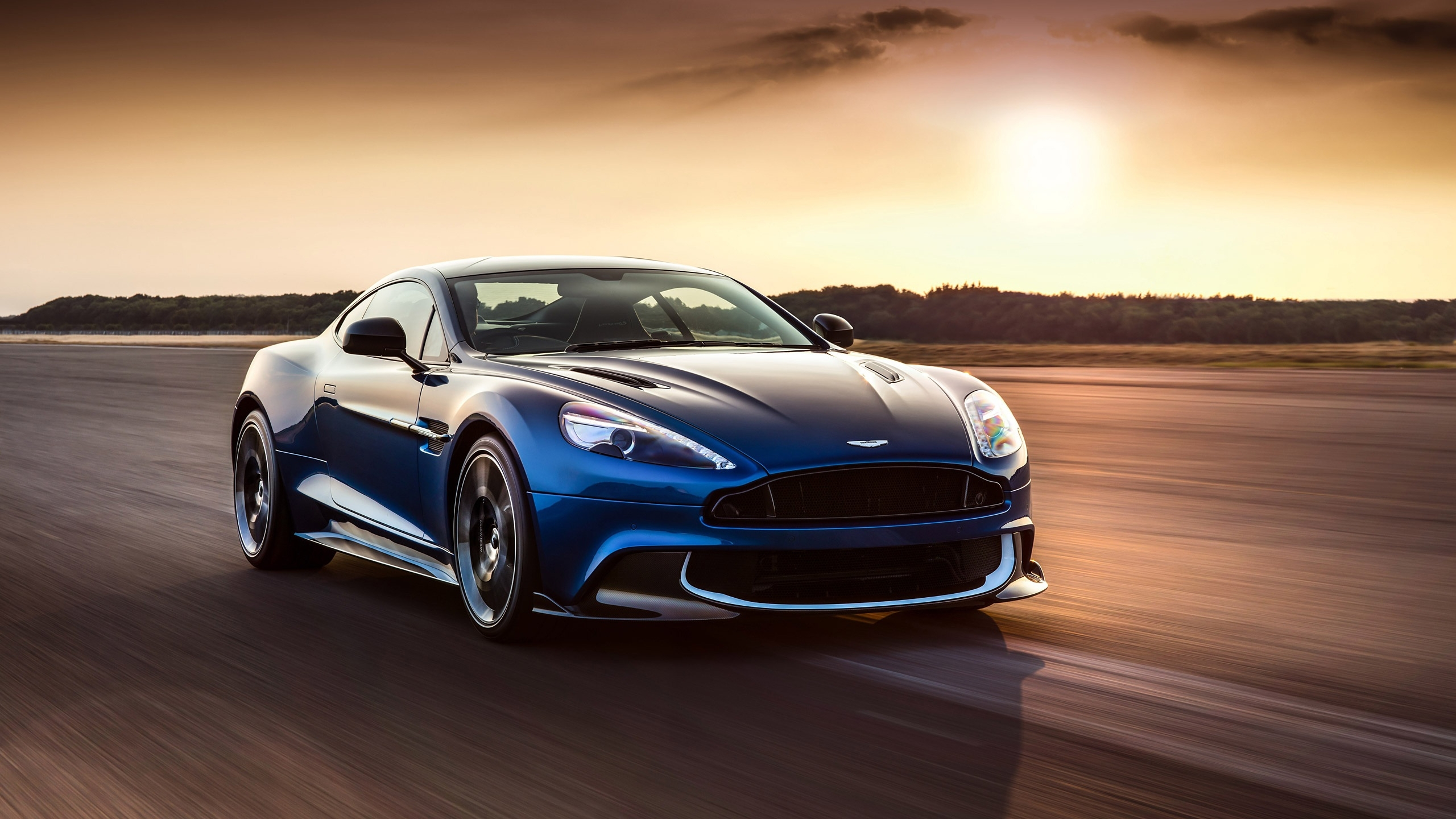 2017 aston martin vanquish s wallpaper | hd car wallpapers| id #7170