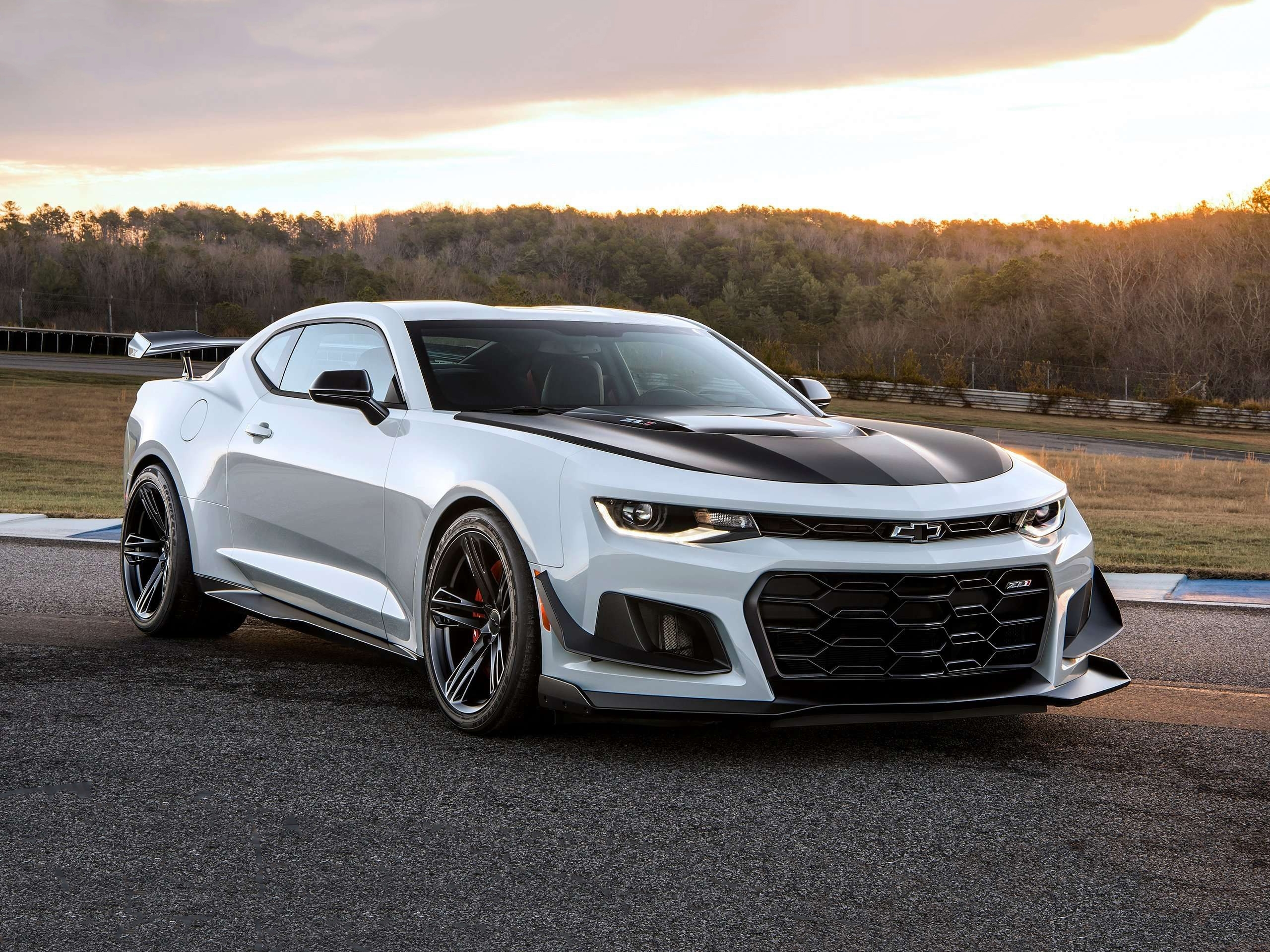 2018 chevrolet camaro zl1 1le, hd cars, 4k wallpapers, images