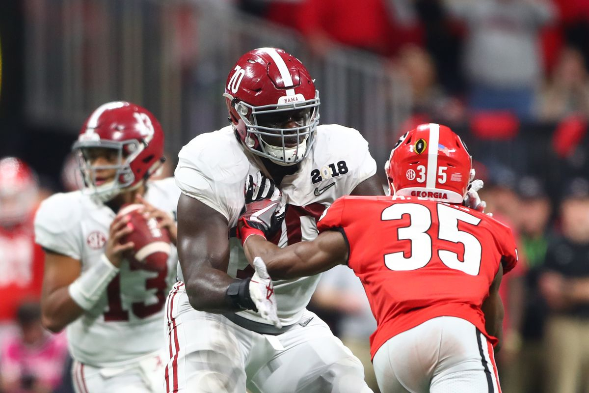 2019 alabama crimson tide spring football: changing faces of the