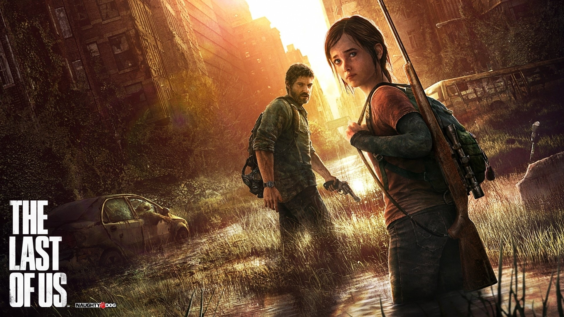 10 Best The Last Of Us Hd Wallpaper FULL HD 1080p For PC Background