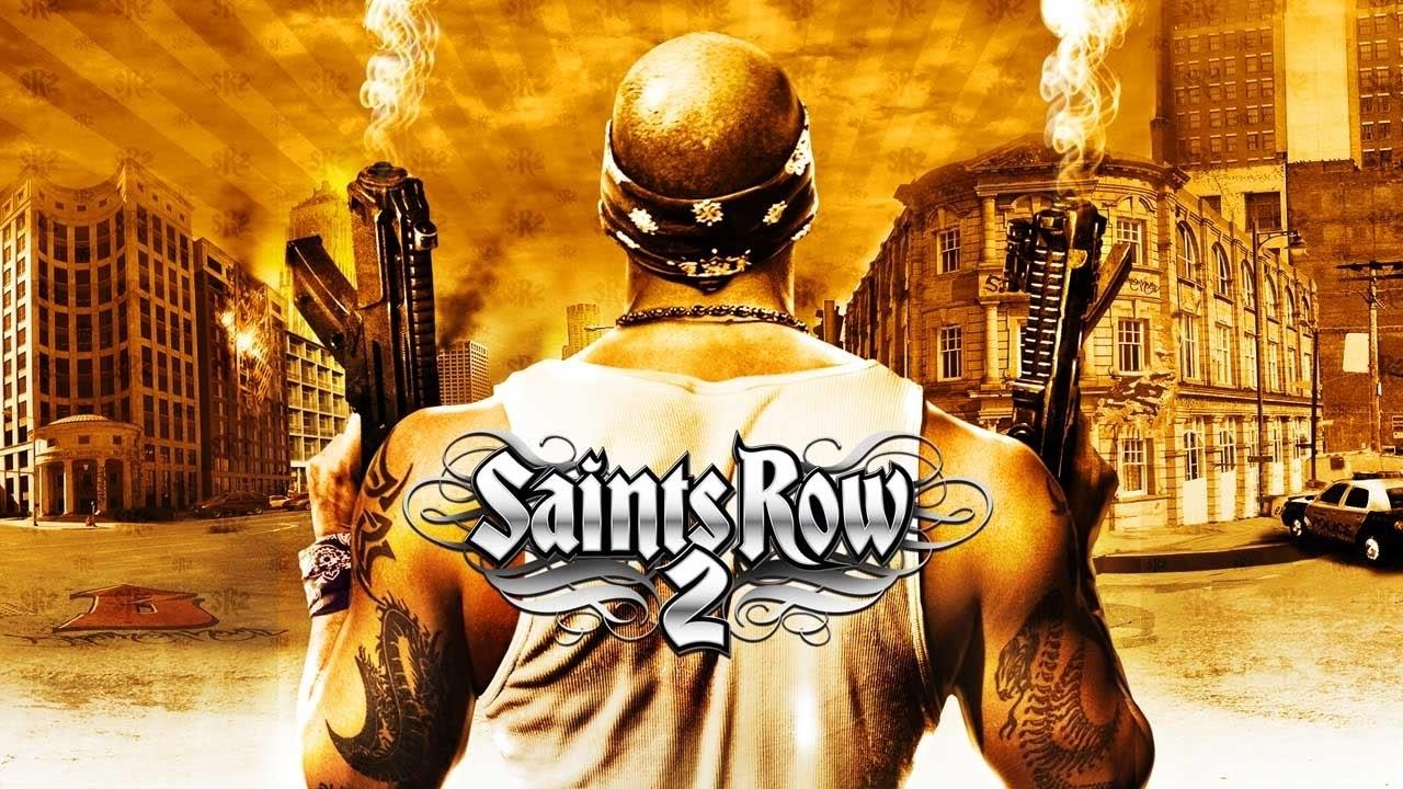 21+ best hd saints row 2 wallpapers