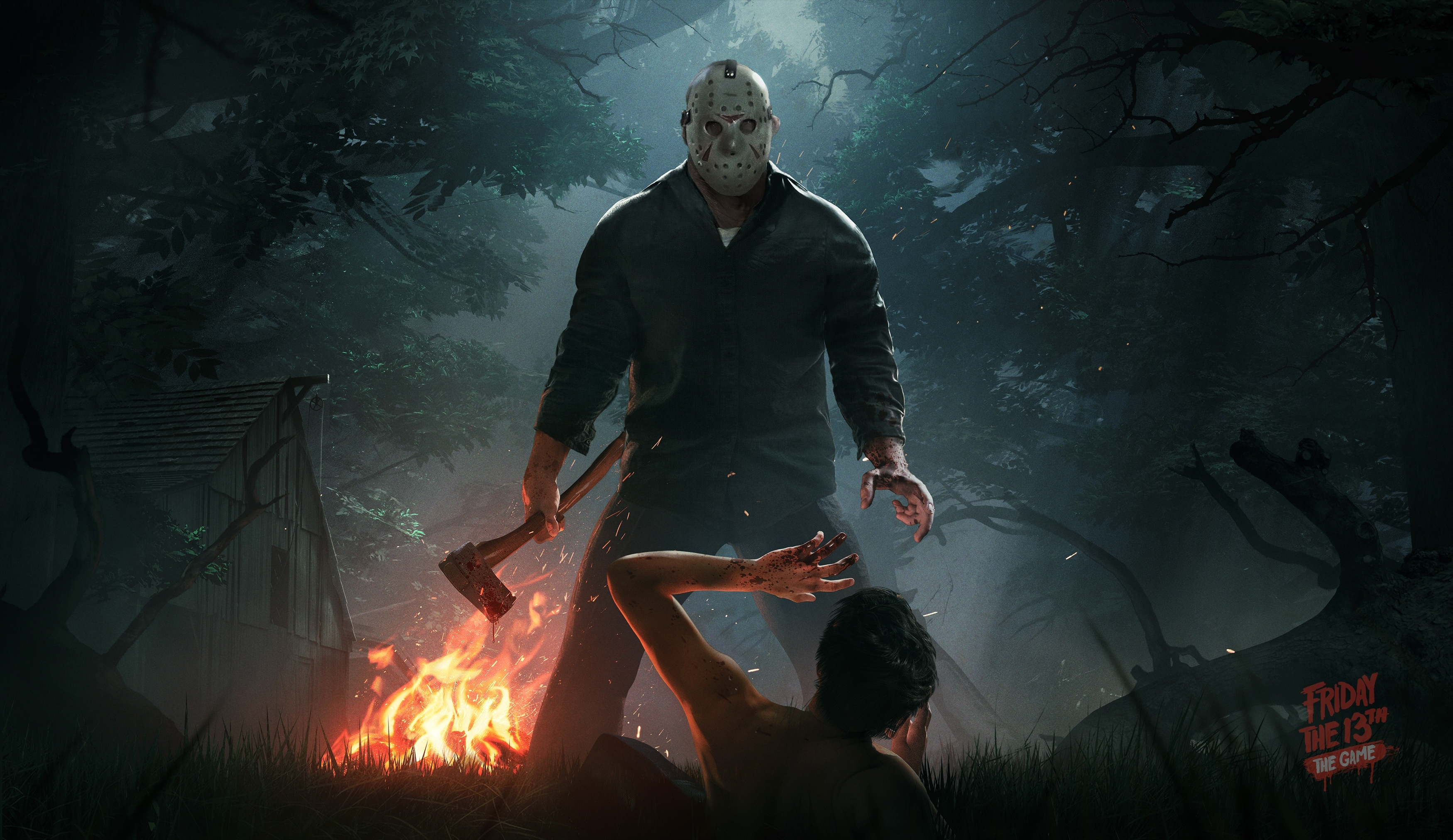 21 friday the 13th: the game hd wallpapers | background images