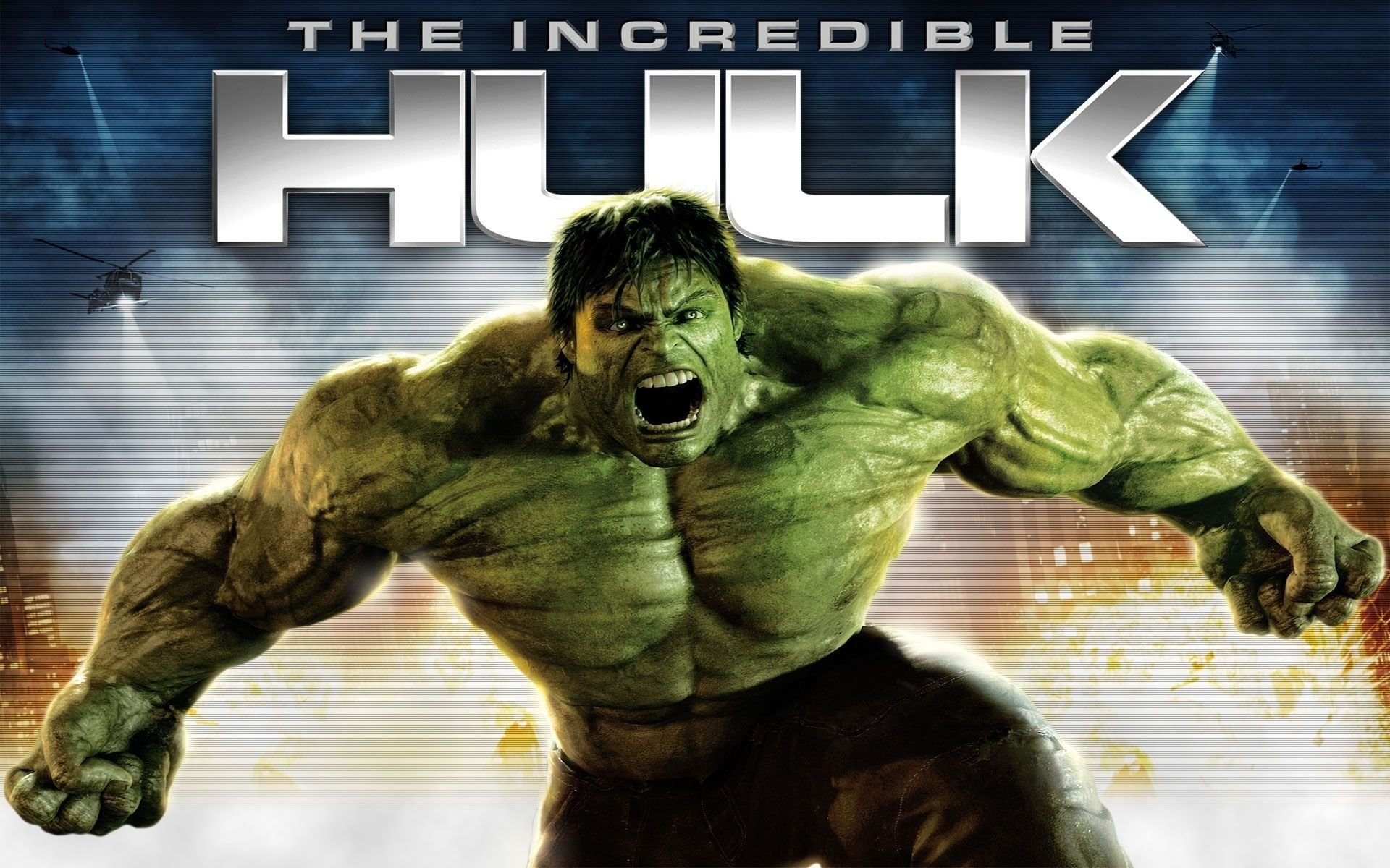 10 New The Incredible Hulk Wallpaper FULL HD 1920×1080 For PC Desktop