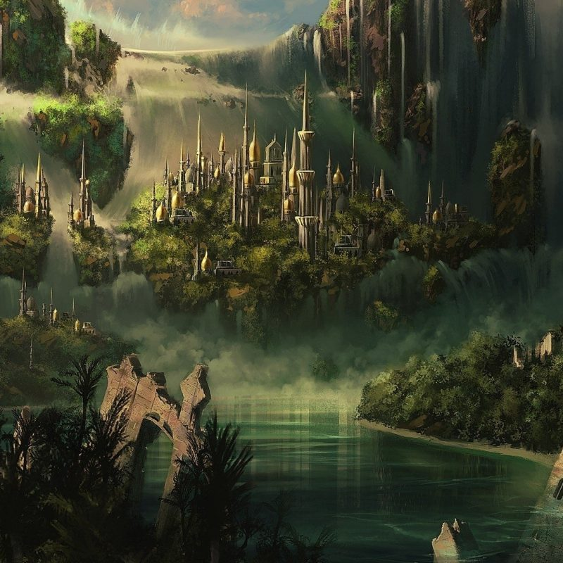 10 Best Lord Of The Rings Wallpaper Rivendell FULL HD 1080p For PC Desktop 2018 free