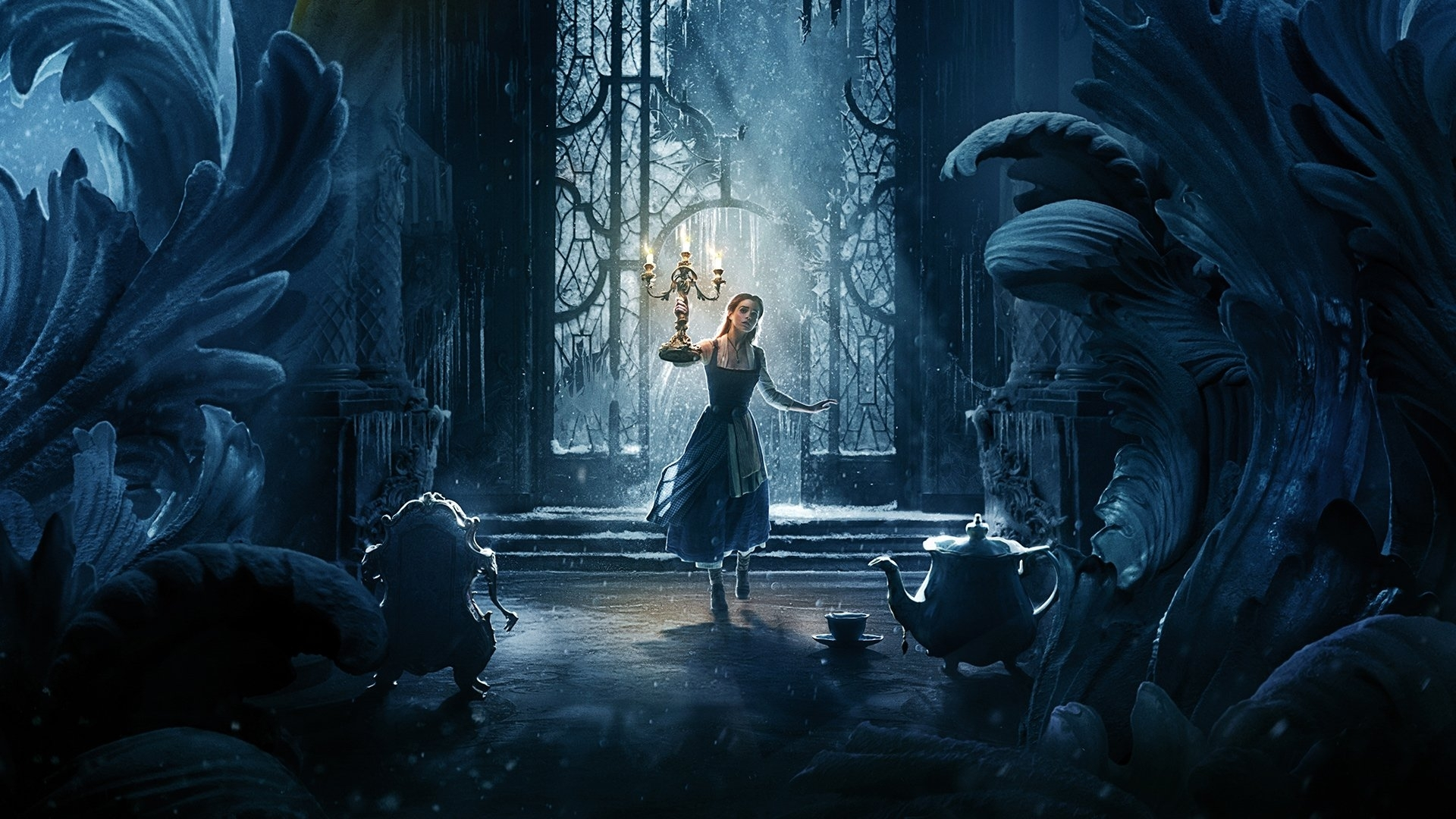 23 beauty and the beast (2017) hd wallpapers | background images
