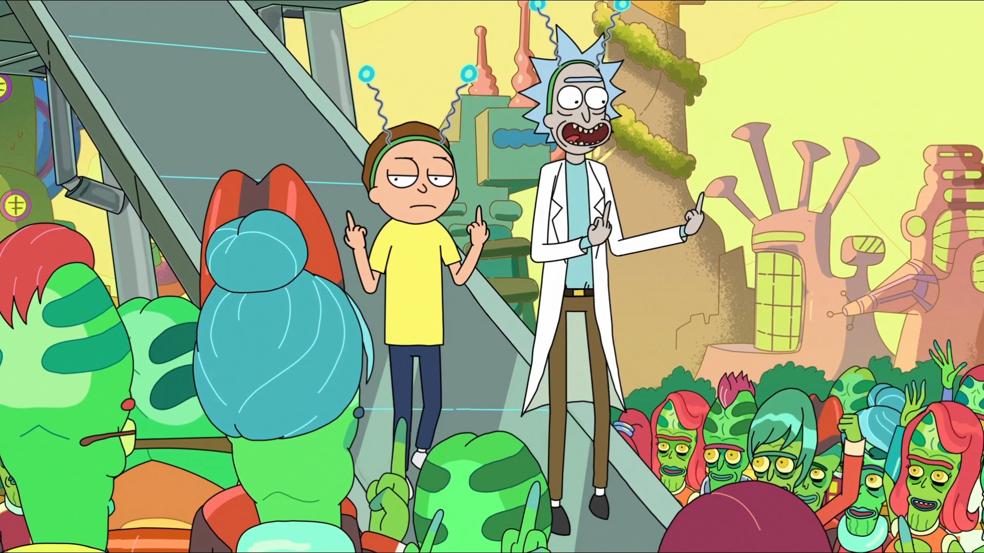 Title 232 Rick And Morty Hd Wallpapers