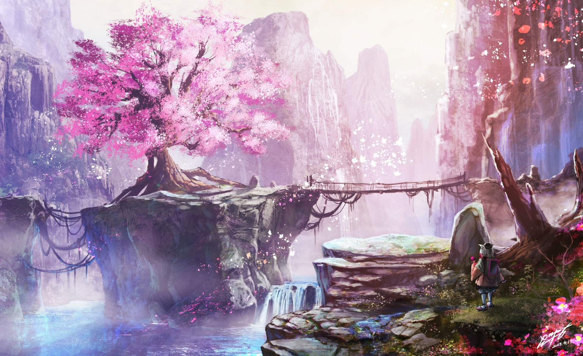 234 cherry blossom hd wallpapers | background images - wallpaper abyss