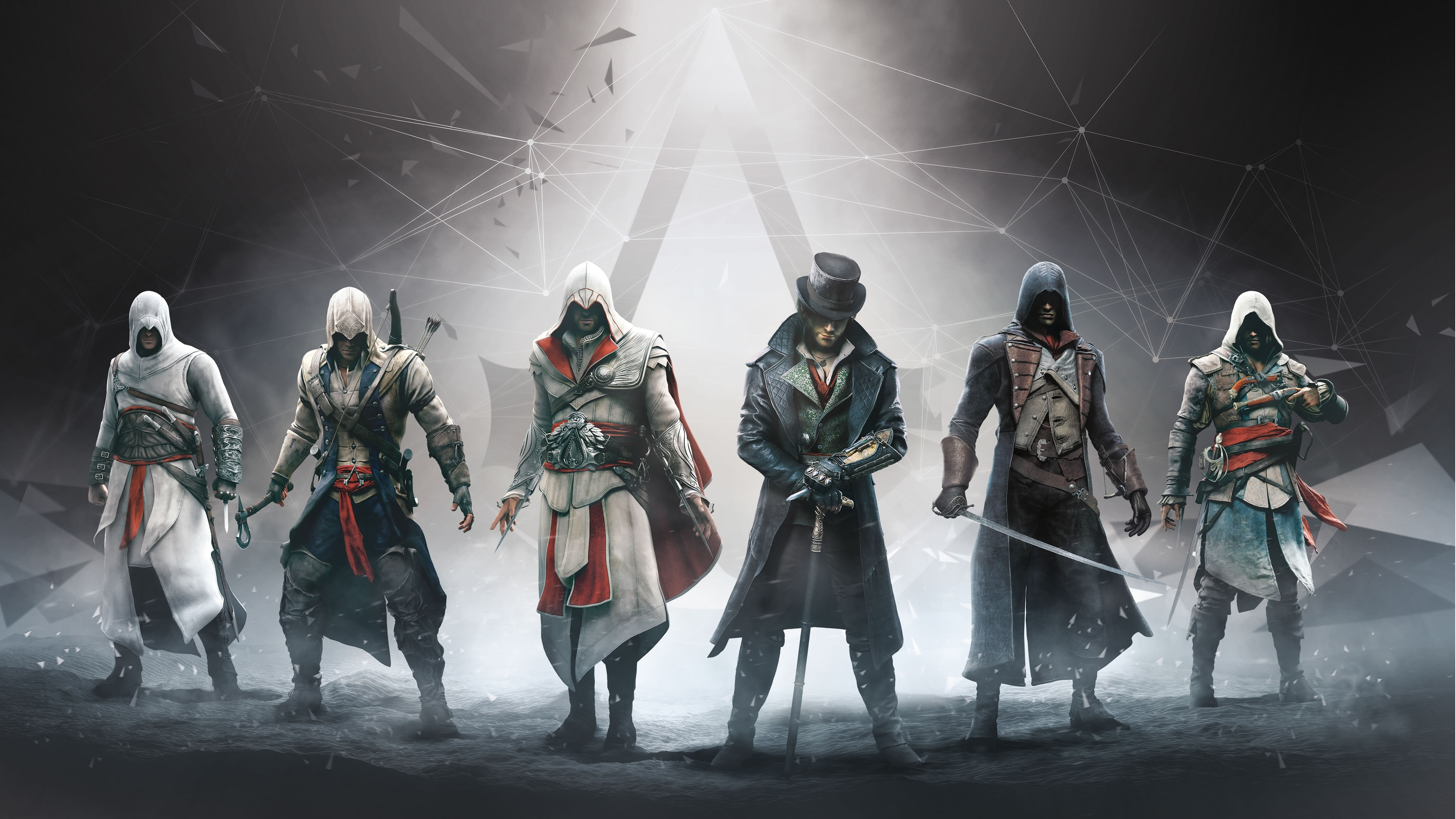 235 assassin's creed hd wallpapers | background images - wallpaper abyss