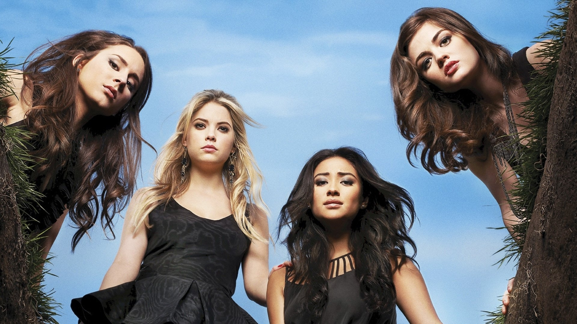 24 pretty little liars hd wallpapers | background images - wallpaper