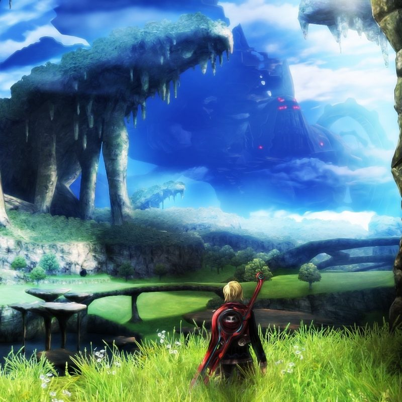 10 Most Popular Xenoblade Chronicles Desktop Wallpaper FULL HD 1080p For PC Desktop 2018 free download 24 xenoblade chronicles hd wallpapers background images 1 800x800