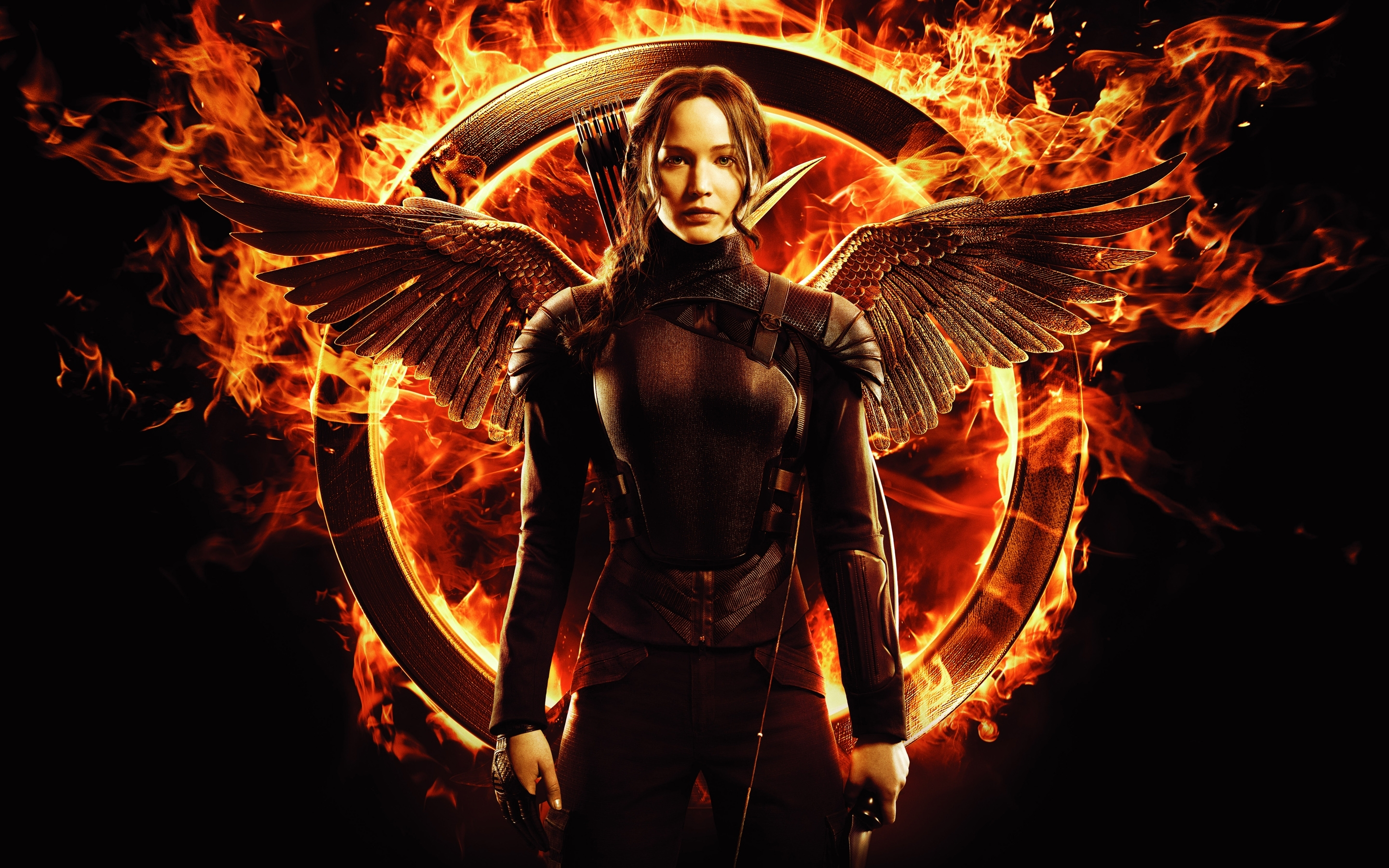 245 the hunger games hd wallpapers | background images - wallpaper abyss