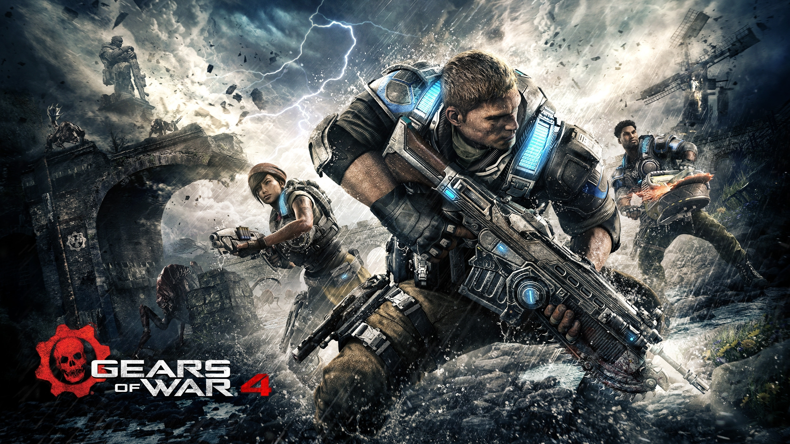 257 gears of war hd wallpapers | background images - wallpaper abyss