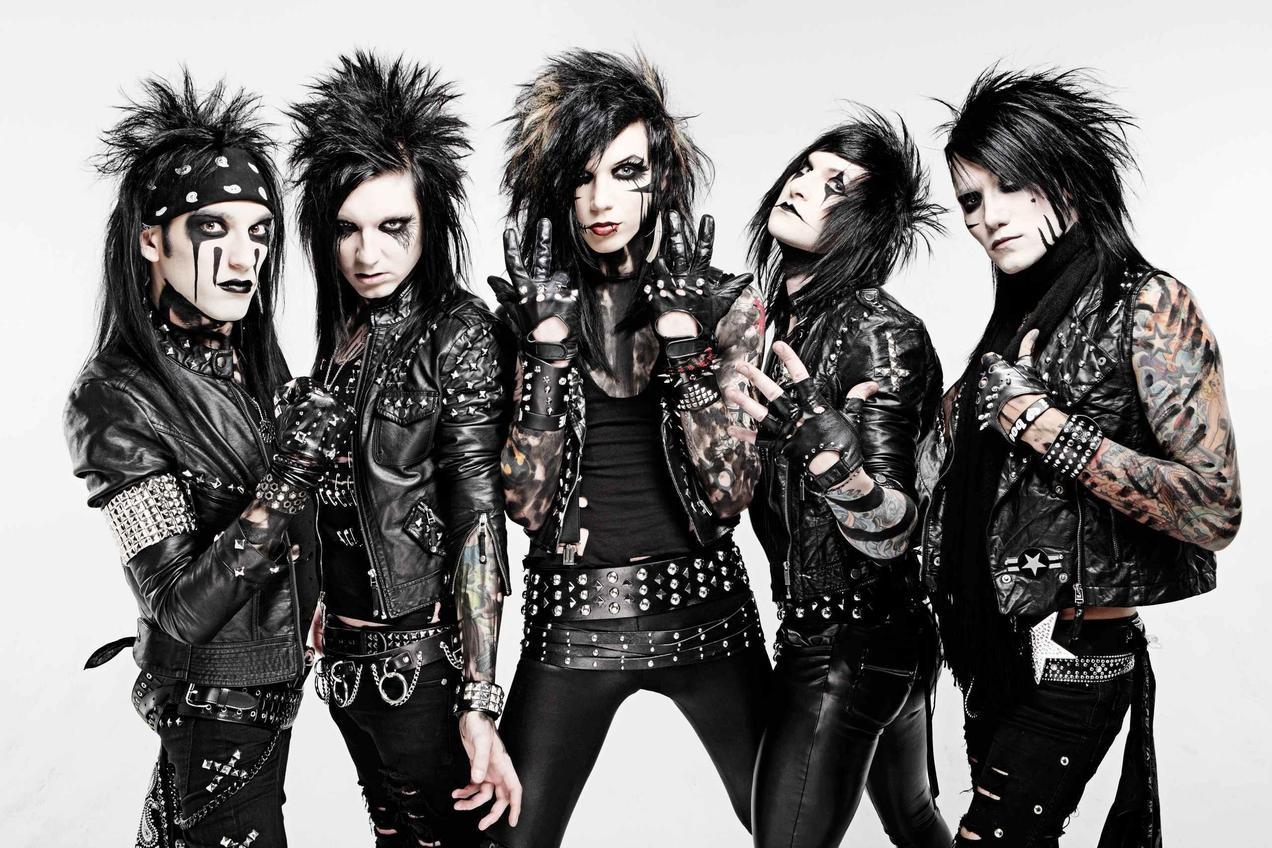 26 black veil brides hd wallpapers | background images - wallpaper abyss