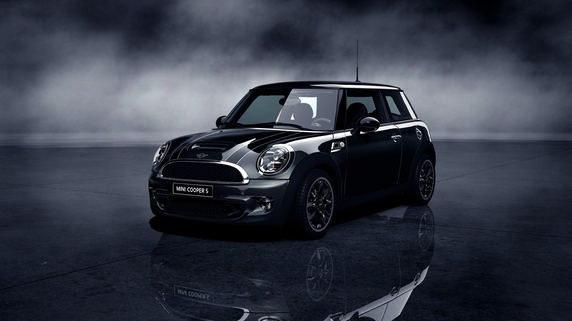 26+ mini cooper s wallpapers
