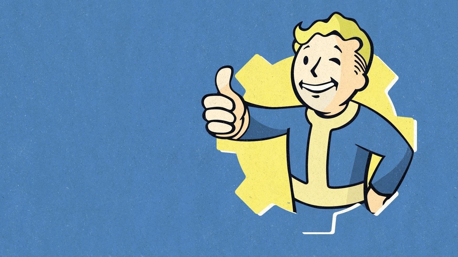 10 Best Fallout Vault Boy Wallpaper FULL HD 1080p For PC Desktop