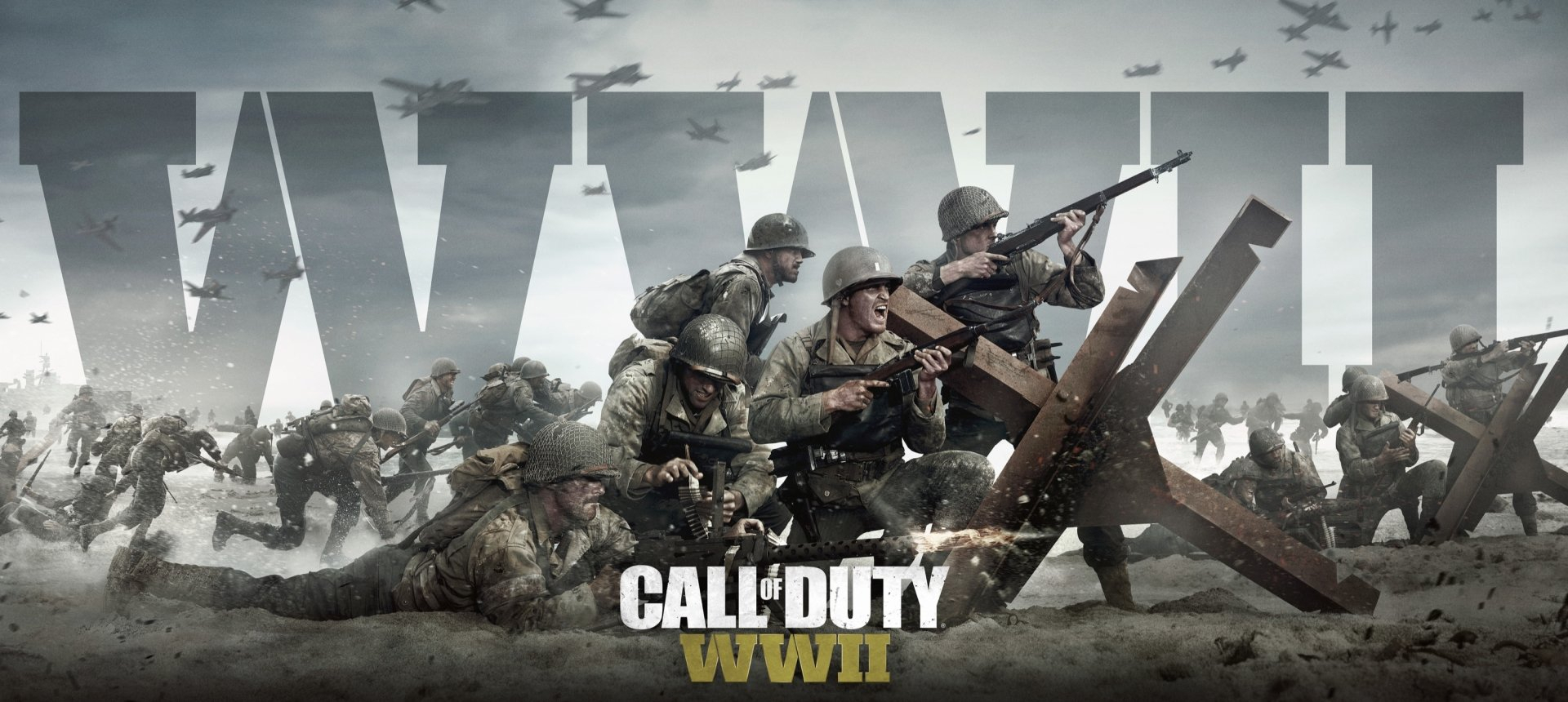 27 call of duty: wwii hd wallpapers | background images - wallpaper