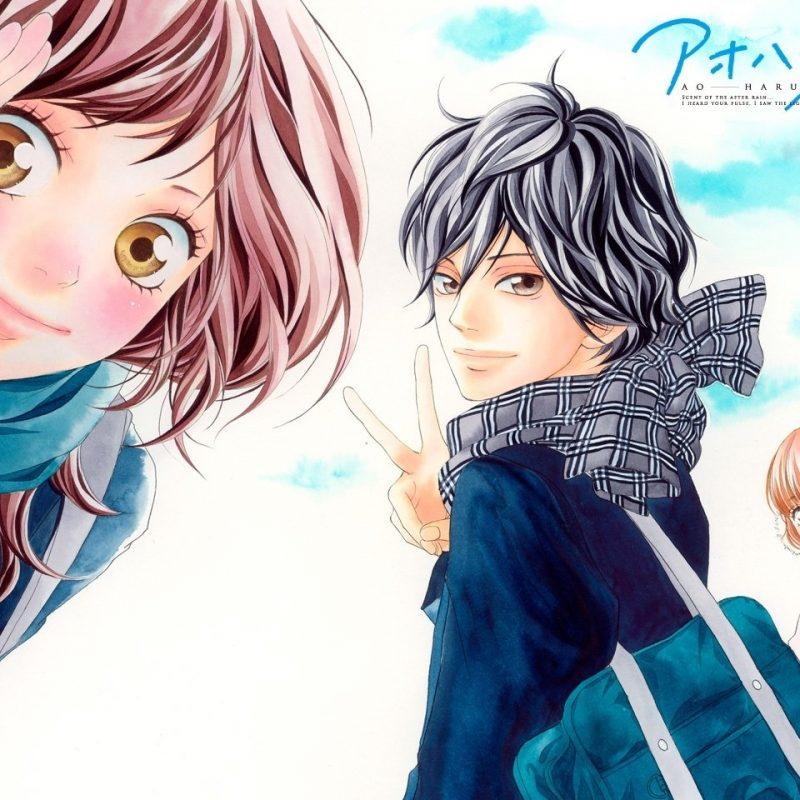 10 New Blue Spring Ride Wallpaper FULL HD 1920×1080 For PC Desktop 2018 free download 28 ao haru ride hd wallpapers background images wallpaper abyss 800x800