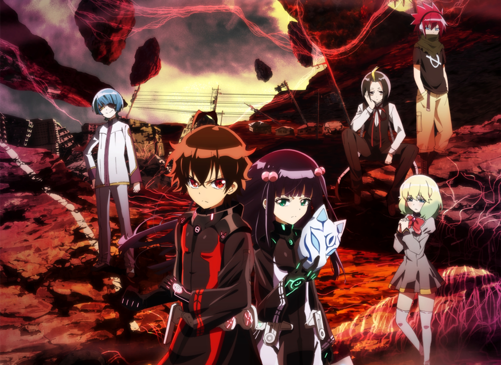 10 Latest Twin Star Exorcists Wallpaper FULL HD 1080p For PC Desktop 2018 free download 29 twin star exorcists hd wallpapers background images 1 1024x747