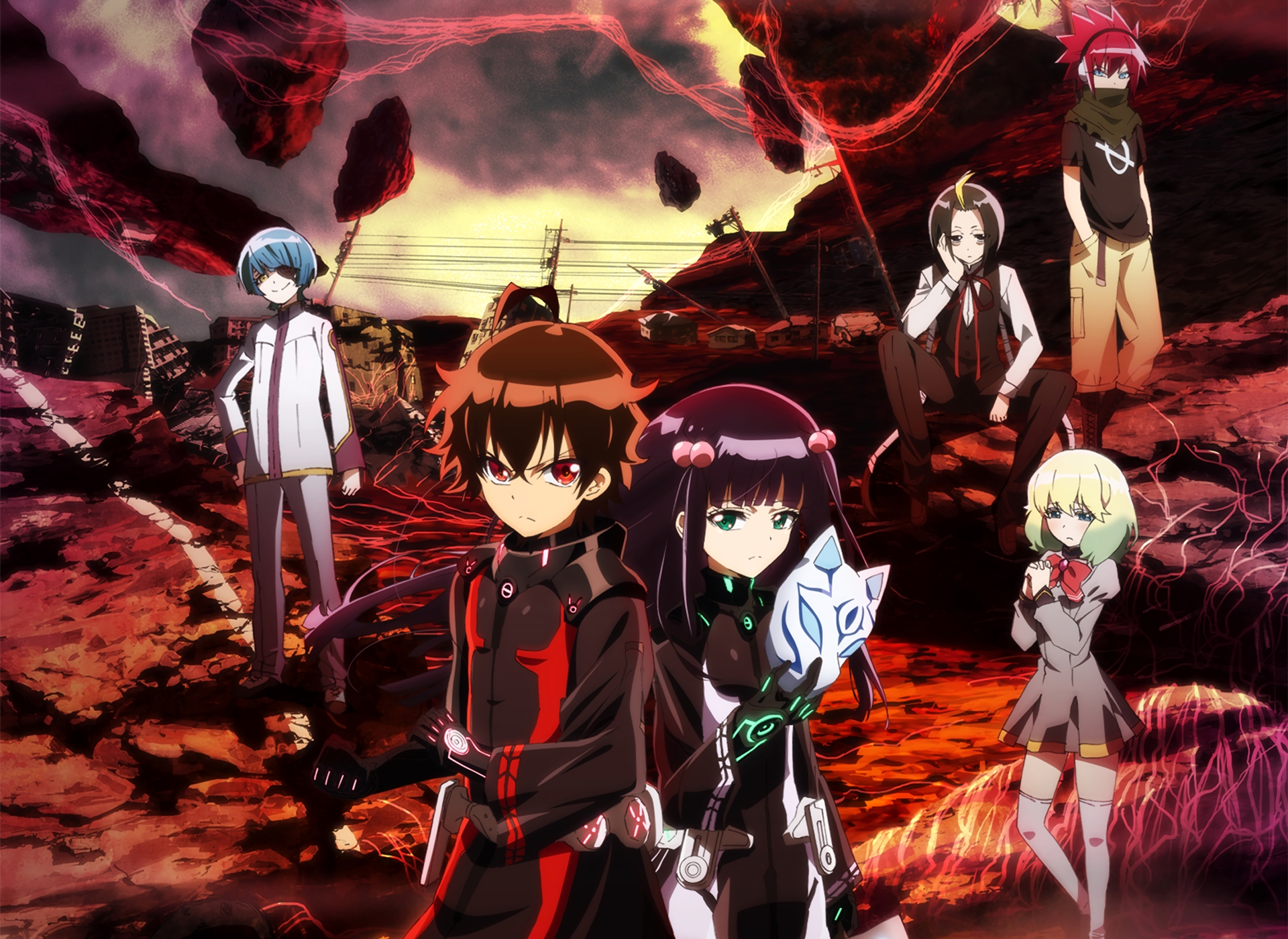 29 twin star exorcists hd wallpapers | background images