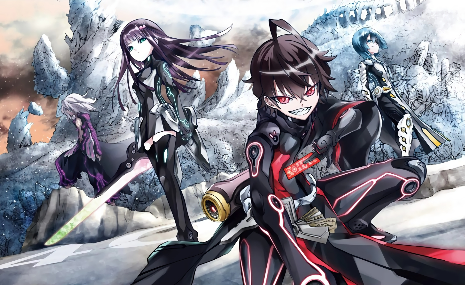 10 Latest Twin Star Exorcists Wallpaper FULL HD 1080p For PC Desktop