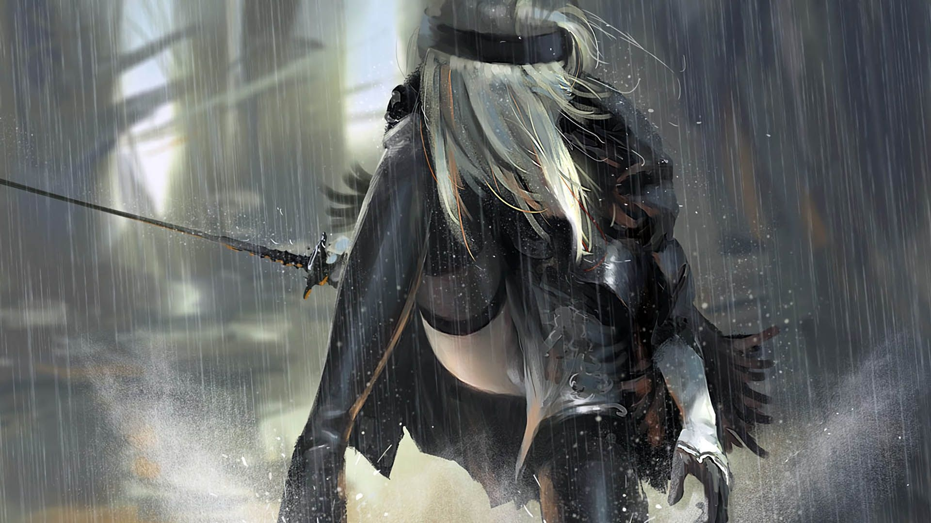 2b nier automata 1920x1080 wallpaper | favorite games | pinterest