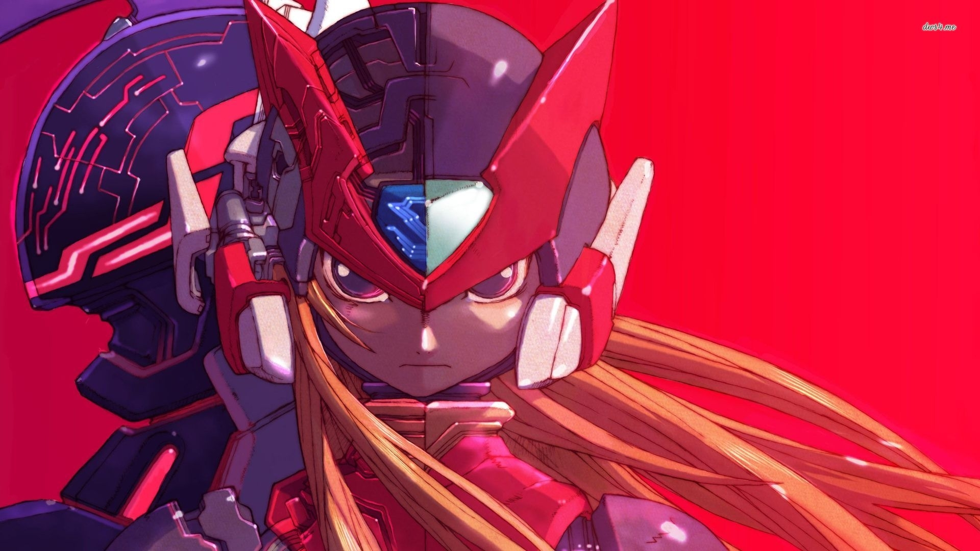 3 mega man zero collection hd wallpapers | background images