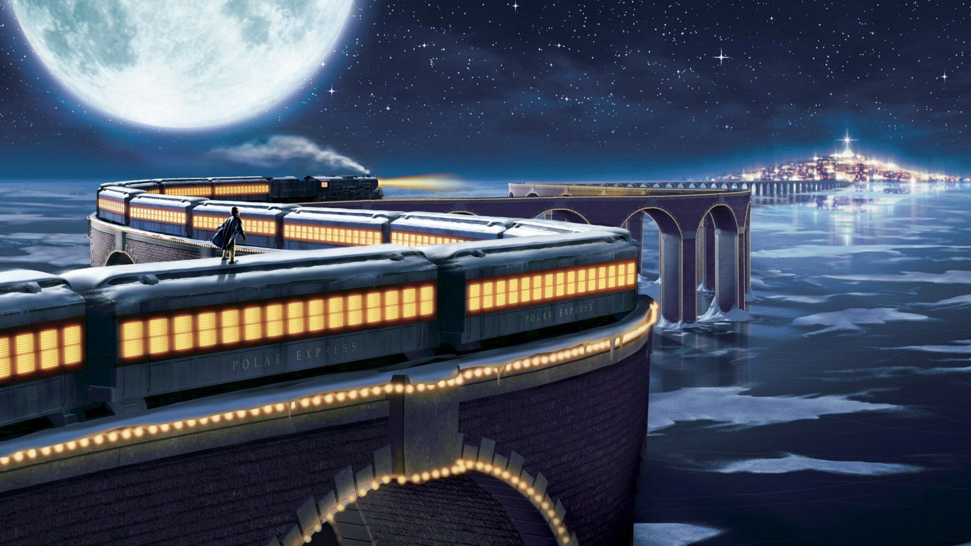 10 Most Popular The Polar Express Wallpaper FULL HD 1920×1080 For PC Desktop