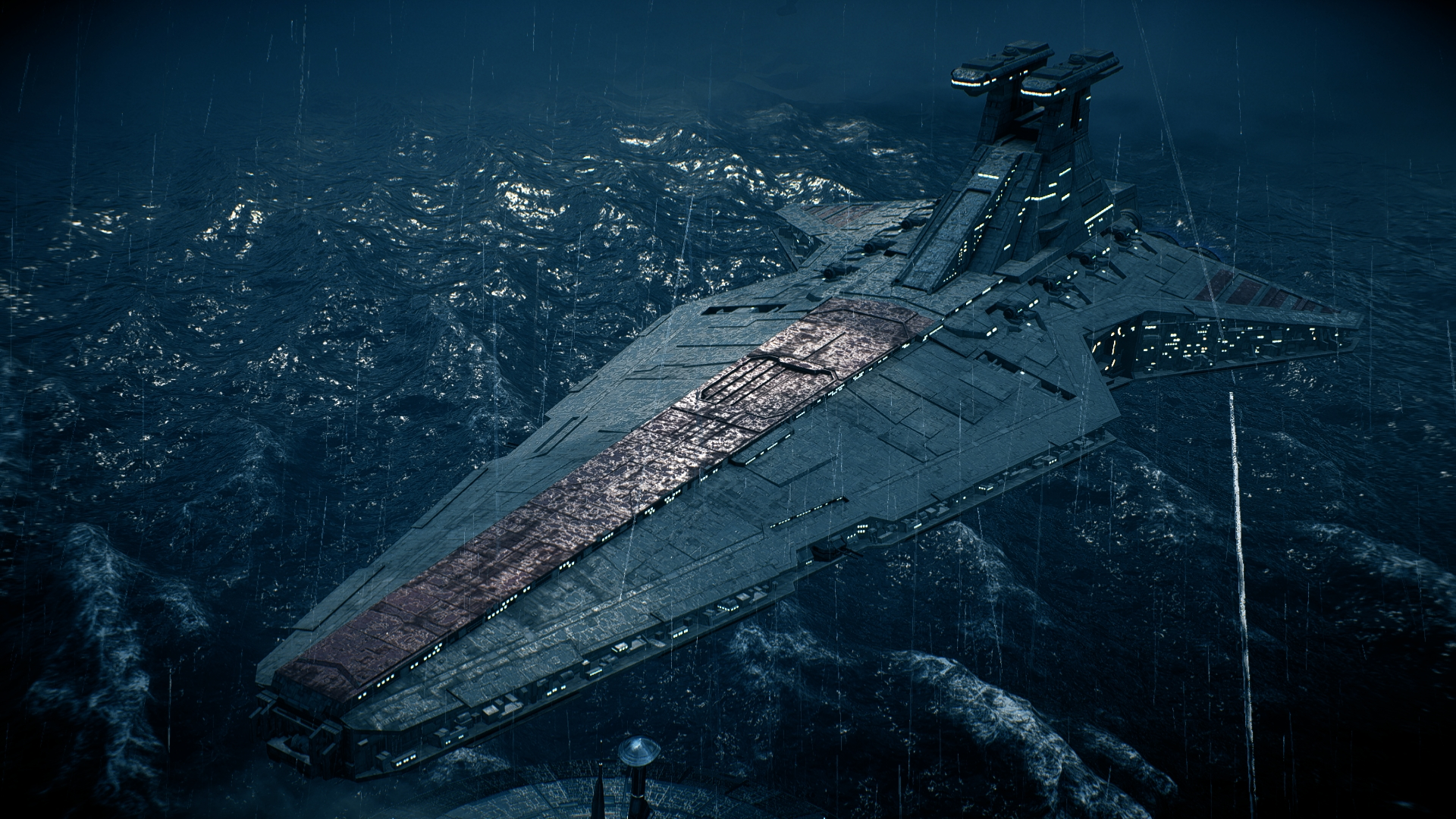 3 venator-class star destroyer hd wallpapers | background images