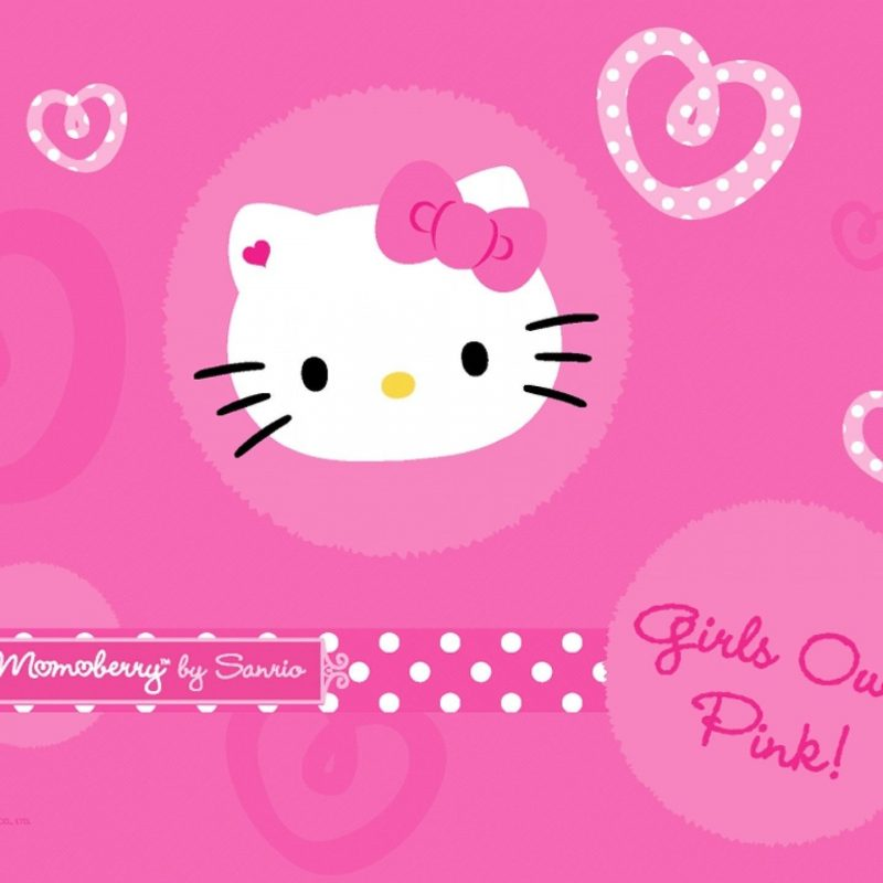 10 New Hello Kitty Pink Background FULL HD 1920×1080 For PC Desktop 2018 free download 30 hello kitty backgrounds wallpapers images design trends 2 800x800