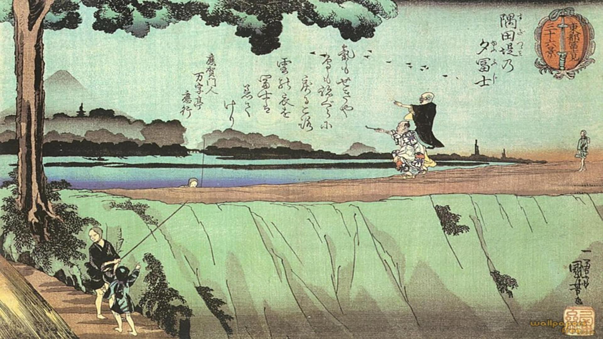 30+ japanese art wallpapers, japanese art 100% quality hd