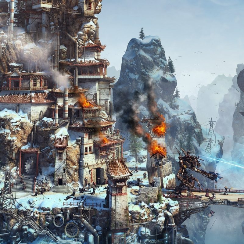 10 Latest Steampunk City Wallpaper 1920X1080 FULL HD 1920×1080 For PC Desktop 2018 free download 317 steampunk hd wallpapers background images wallpaper abyss 1 800x800