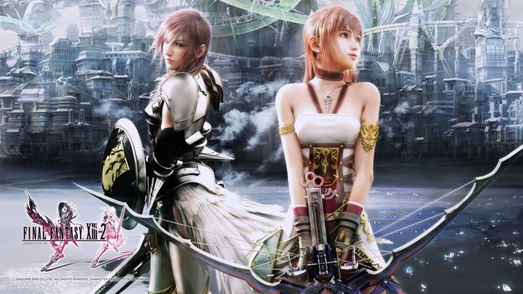 10 Best Final Fantasy Xiii 2 Wallpaper FULL HD 1080p For PC Desktop 2018 free download 33 final fantasy xiii 2 hd wallpapers background images 1024x576