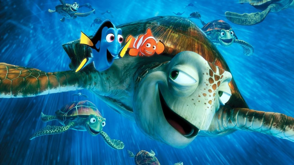 10 New Finding Nemo Wallpaper FULL HD 1080p For PC Desktop 2018 free download 33 finding nemo hd wallpapers background images wallpaper abyss 1024x576