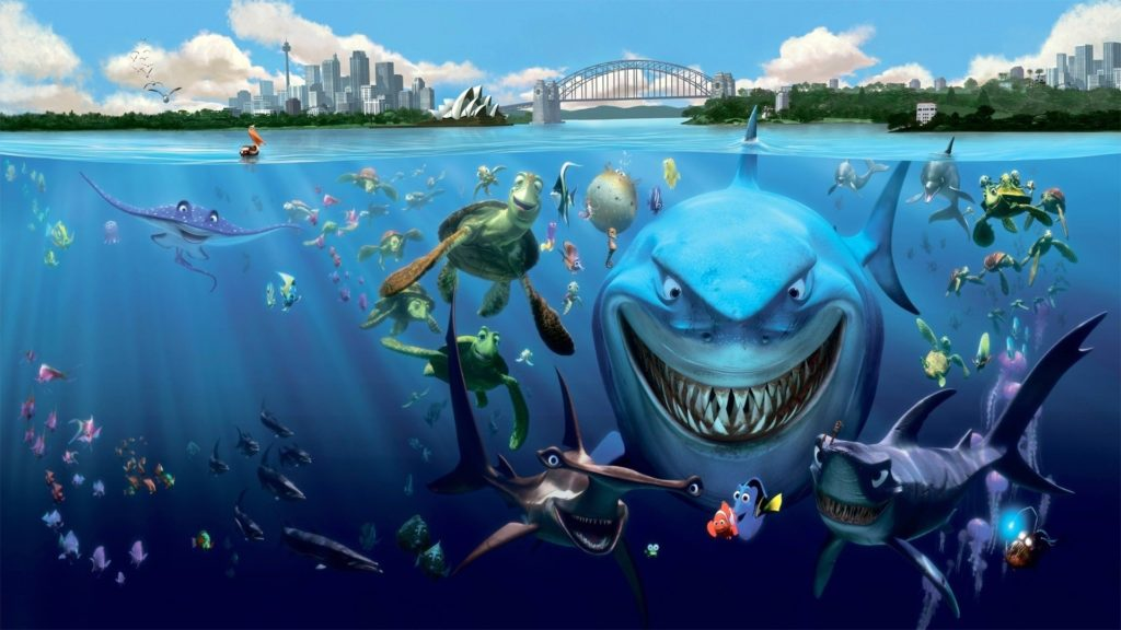 10 New Finding Nemo Wallpaper FULL HD 1080p For PC Desktop 2018 free download 33 finding nemo hd wallpapers background images wallpaper abyss 2 1024x576