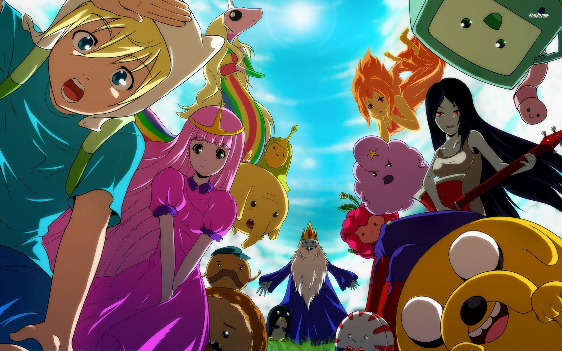 10 Latest Adventure Time Wallpaper Anime FULL HD 1920×1080 For PC Background