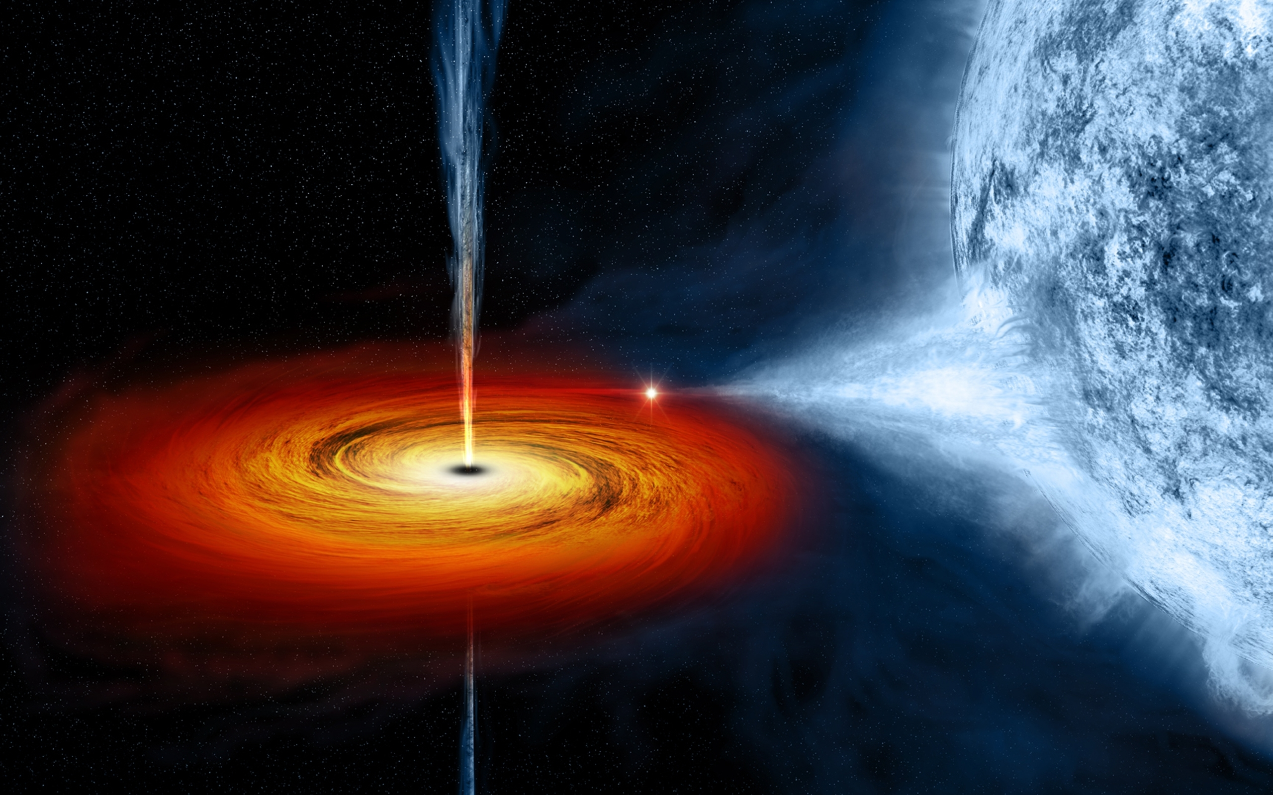 34 black hole hd wallpapers | background images - wallpaper abyss