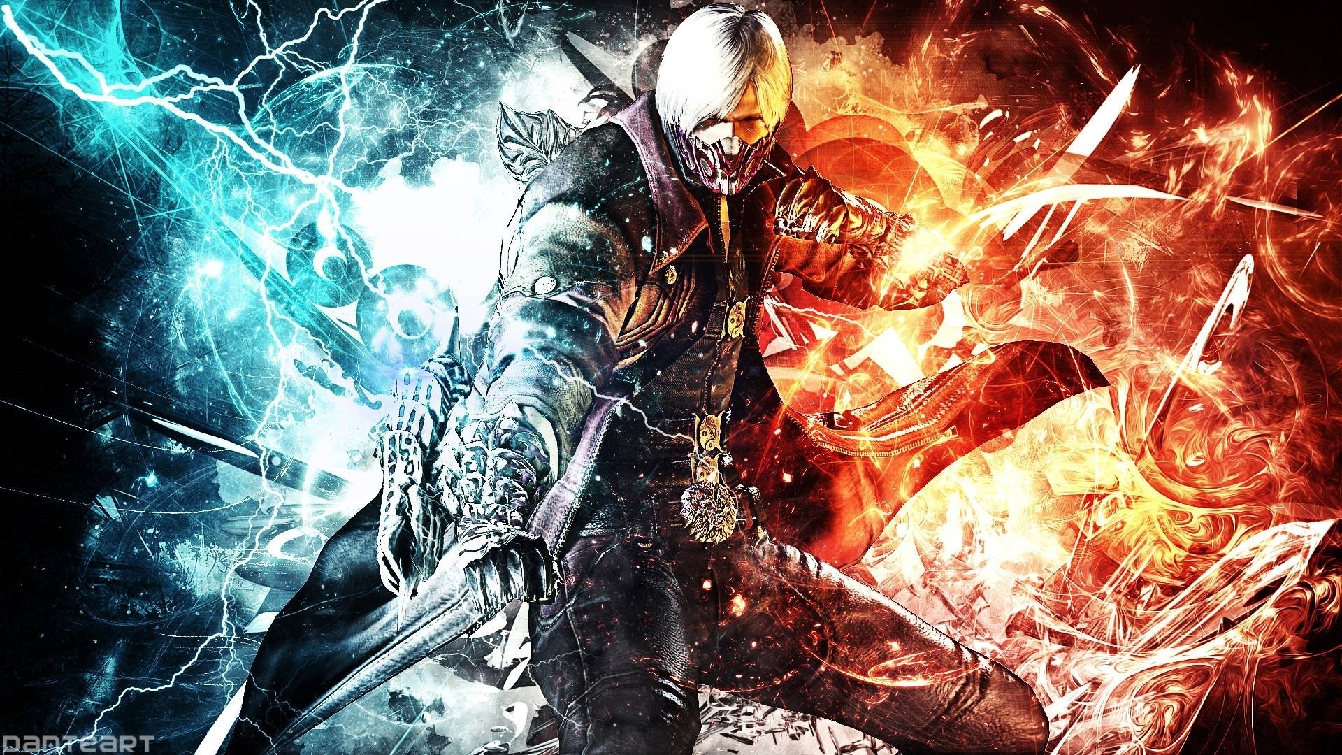 35+ devil may cry wallpapers