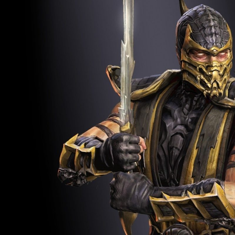 10 Latest Scorpion Mortal Kombat Wallpapers FULL HD 1920×1080 For PC Desktop 2018 free download 35 scorpion mortal kombat hd wallpapers background images 1 800x800