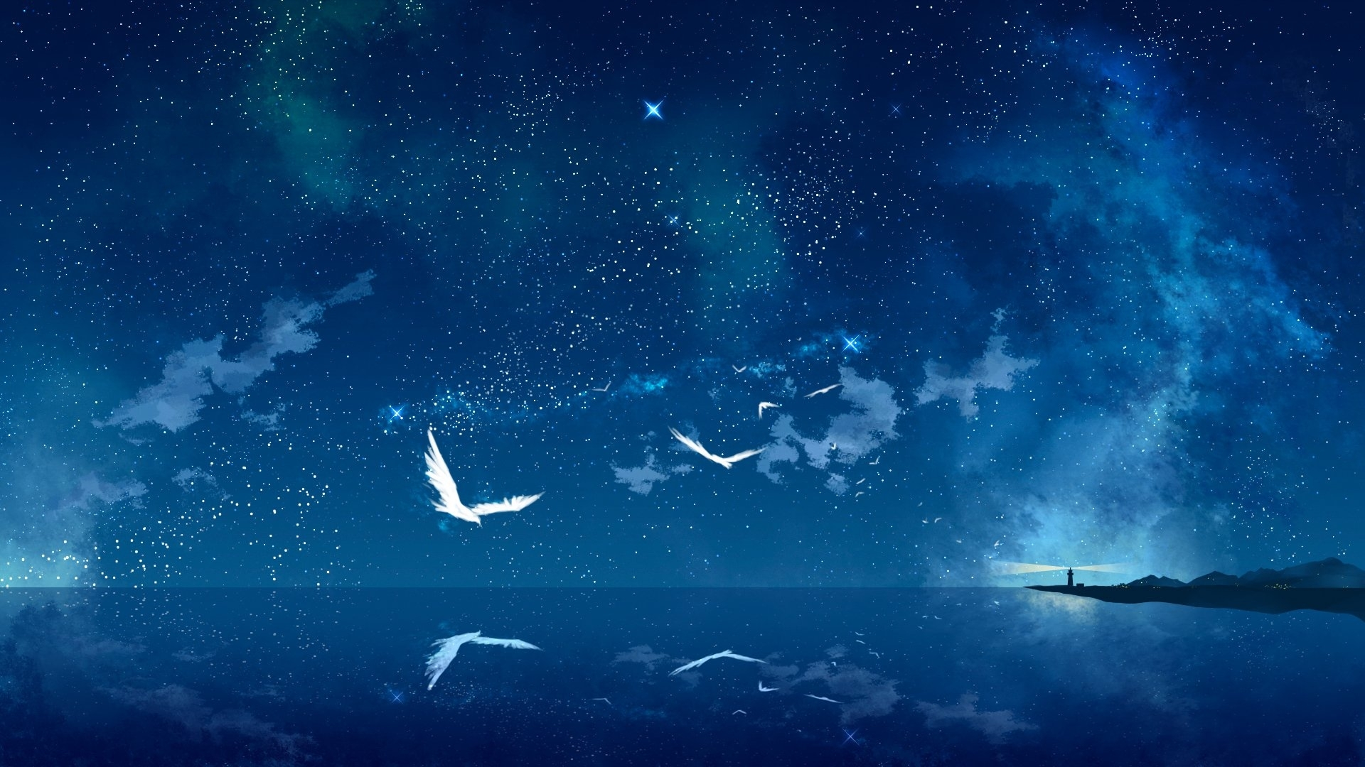10 New Starry Sky Wallpaper Hd FULL HD 1080p For PC Desktop